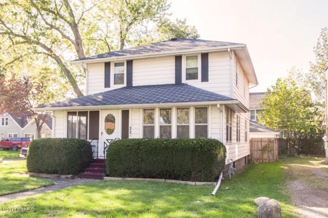 22 S Beckman, Battle Creek, MI 49015 (MLS #17052398) :: Matt Mulder Home Selling Team