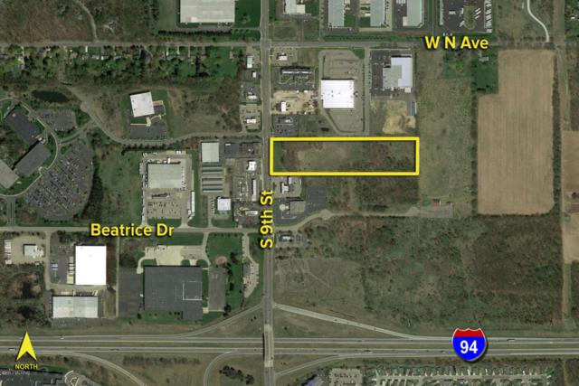 S 9th Street 10.40  Acres, Kalamazoo, MI 49009 (MLS #17052463) :: Matt Mulder Home Selling Team