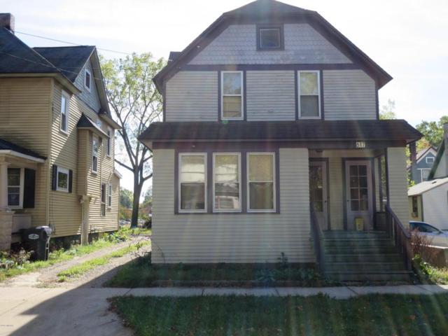 617 W Walnut, Kalamazoo, MI 49007 (MLS #17052483) :: Matt Mulder Home Selling Team