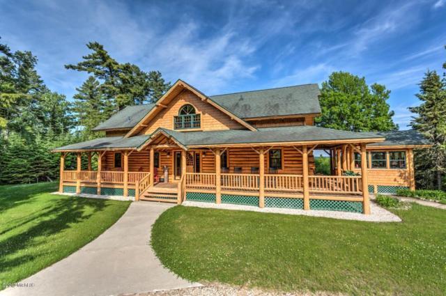 101 Carnegie Trail, Naubinway, MI 49762 (MLS #17053281) :: 42 North Realty Group