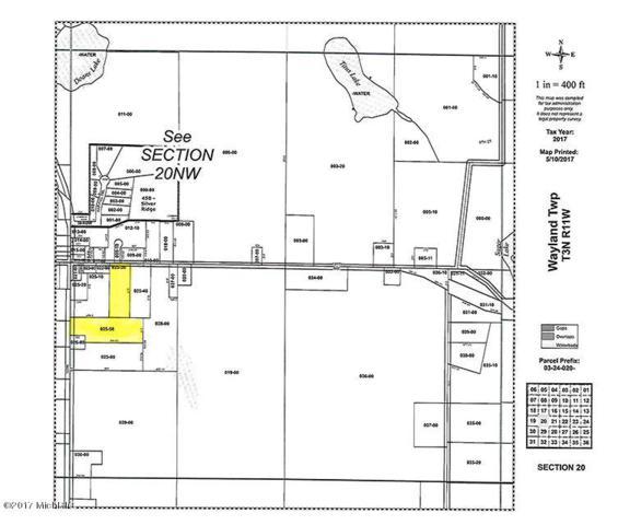 2871 10th, Wayland, MI 49348 (MLS #17053556) :: Deb Stevenson Group - Greenridge Realty