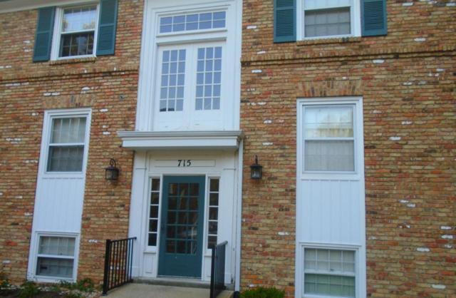 715 Whitcomb Street D, Kalamazoo, MI 49008 (MLS #17053613) :: Carlson Realtors & Development