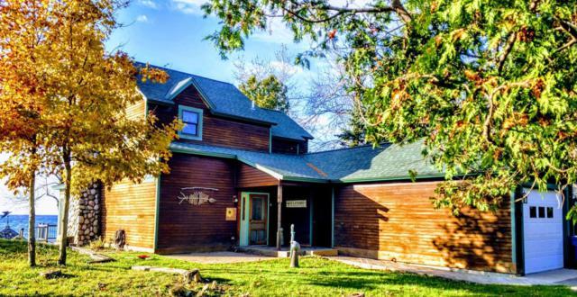 18760 Burnham Drive, Arcadia, MI 49613 (MLS #17055199) :: Deb Stevenson Group - Greenridge Realty