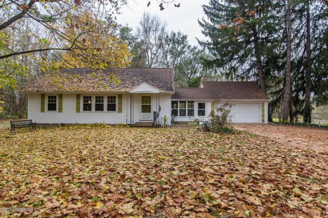 348 13th Street, Plainwell, MI 49080 (MLS #17055495) :: Matt Mulder Home Selling Team