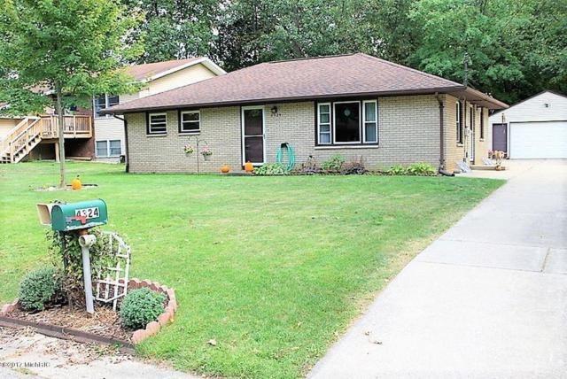 4324 Fireside Avenue, Portage, MI 49002 (MLS #17056363) :: Carlson Realtors & Development