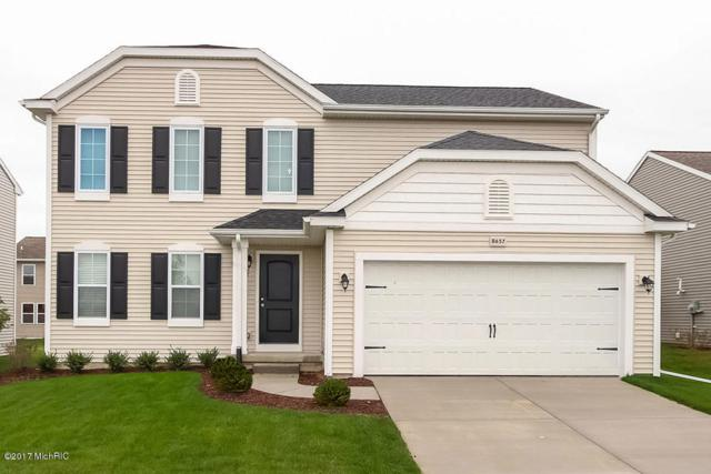 927 View Pointe Drive, Middleville, MI 49333 (MLS #17056760) :: Carlson Realtors & Development
