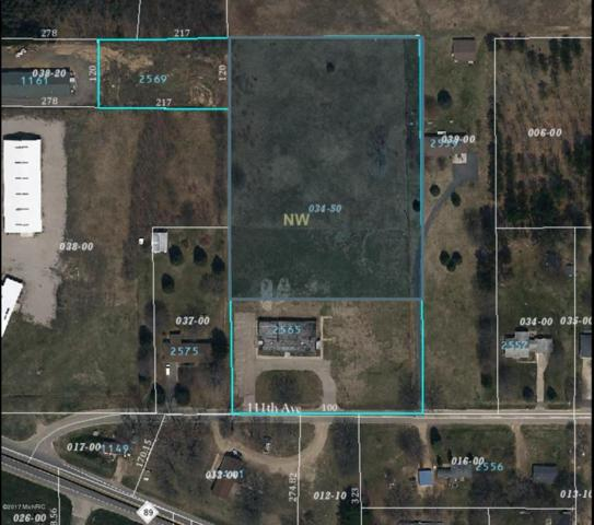 VL 2565 111th Avenue, Allegan, MI 49010 (MLS #17058843) :: JH Realty Partners