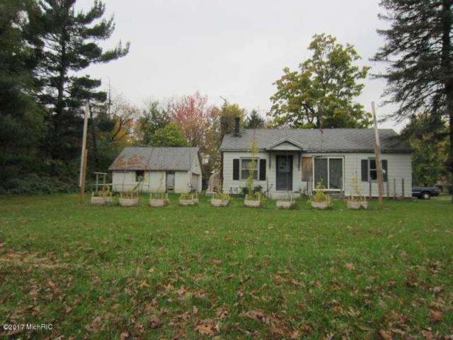 8901 Bellevue Road, Battle Creek, MI 49014 (MLS #17059089) :: Matt Mulder Home Selling Team