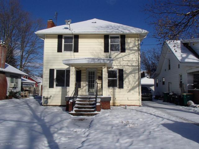 176 W Territorial Road, Battle Creek, MI 49015 (MLS #17059091) :: Matt Mulder Home Selling Team