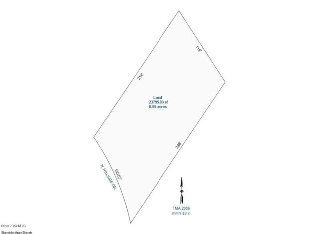 1304 N Hillside Drive, Ludington, MI 49431 (MLS #18001117) :: Deb Stevenson Group - Greenridge Realty
