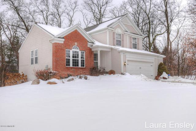 8469 Rainbows End Road SE, Caledonia, MI 49316 (MLS #18001594) :: 42 North Realty Group