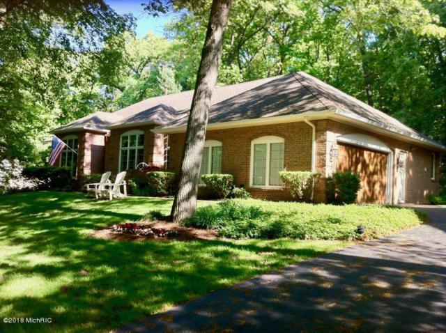 5687 Forest Glen Drive Se, Ada, MI 49301 (MLS #18001850) :: 42 North Realty Group