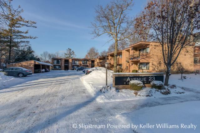 23 College Ave SE #15, Grand Rapids, MI 49503 (MLS #18002012) :: JH Realty Partners
