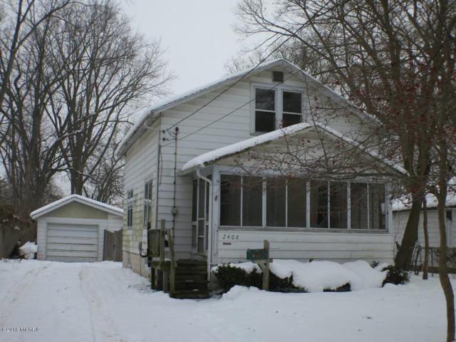 2408 Springmont Avenue, Kalamazoo, MI 49008 (MLS #18002065) :: Carlson Realtors & Development