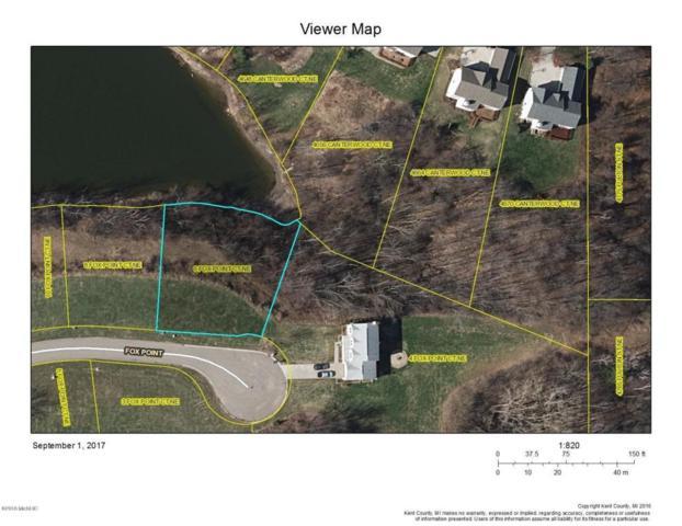 6 Fox Point Court NE, Ada, MI 49301 (MLS #18002399) :: 42 North Realty Group