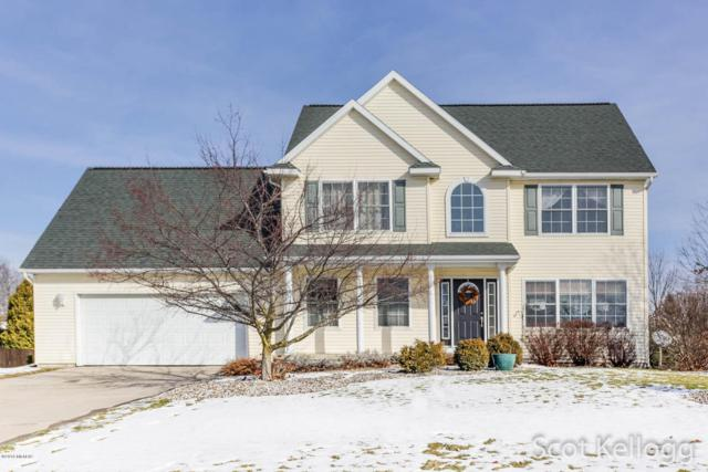 8870 Conifer Ridge SW, Byron Center, MI 49315 (MLS #18002521) :: 42 North Realty Group