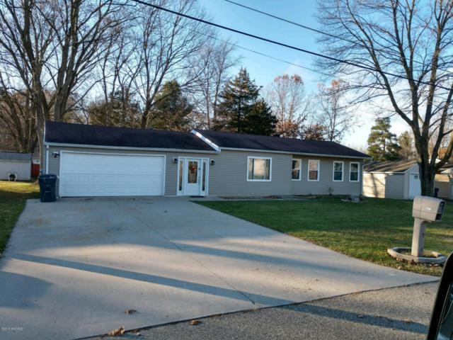 594 Sandwood Street, Galesburg, MI 49053 (MLS #18002543) :: 42 North Realty Group
