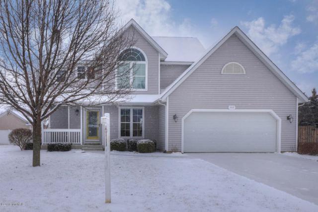 903 Goodsell Street, Otsego, MI 49078 (MLS #18003910) :: Matt Mulder Home Selling Team