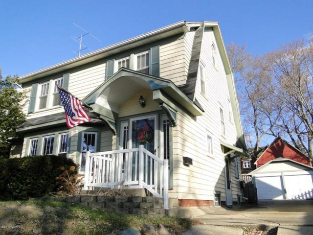 2421 S Rose Street, Kalamazoo, MI 49001 (MLS #18004344) :: Carlson Realtors & Development
