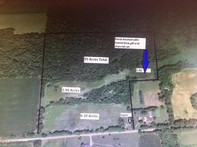 0 V/L Moore Road, Quincy, MI 49082 (MLS #18004433) :: Deb Stevenson Group - Greenridge Realty