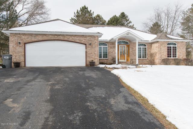 167 Rosewood Trail, Battle Creek, MI 49014 (MLS #18005976) :: Matt Mulder Home Selling Team