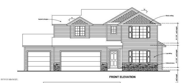 3408 Sagecrest, Hudsonville, MI 49426 (MLS #18006242) :: Carlson Realtors & Development
