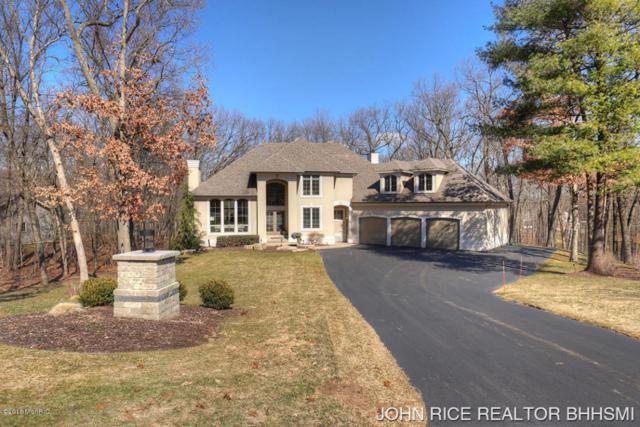 3794 Steeple Ridge Ct NE, Grand Rapids, MI 49525 (MLS #18007869) :: JH Realty Partners