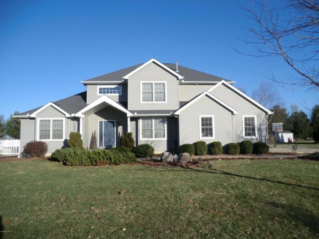 871 N Union City Road, Coldwater, MI 49036 (MLS #18009865) :: Carlson Realtors & Development
