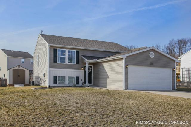 1629 Classic Court, Lowell, MI 49331 (MLS #18009931) :: JH Realty Partners