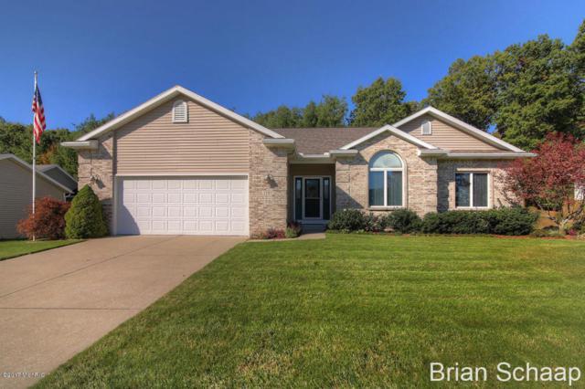 1285 Millwood Drive NE, Belmont, MI 49306 (MLS #18010471) :: JH Realty Partners
