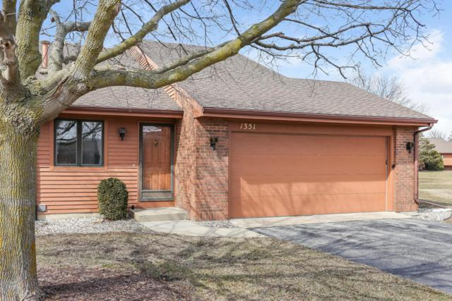1351 Bent Tree Court #60, Hudsonville, MI 49426 (MLS #18010718) :: JH Realty Partners
