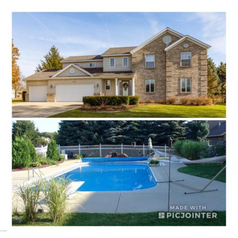 7746 Hidden Lake Drive, Hudsonville, MI 49426 (MLS #18010873) :: JH Realty Partners