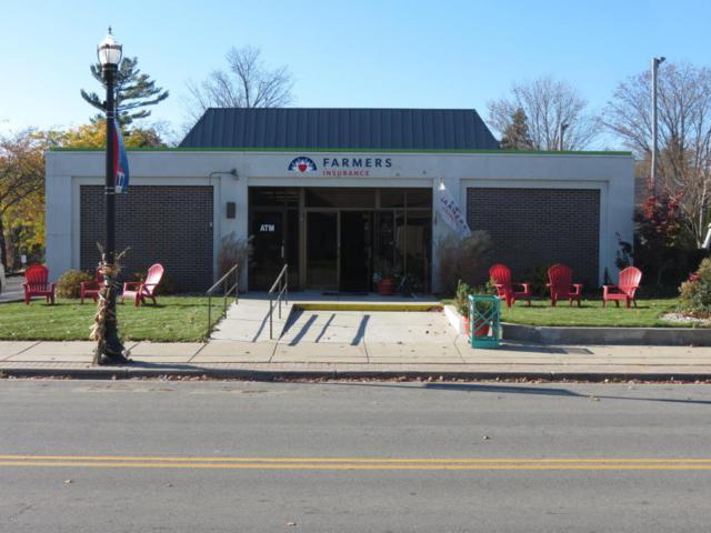 65 S Hancock Street, Pentwater, MI 49449 (MLS #18010980) :: JH Realty Partners