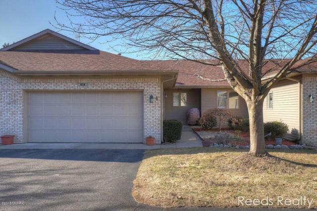 814 Amber Ridge Drive #3, Byron Center, MI 49315 (MLS #18011008) :: JH Realty Partners