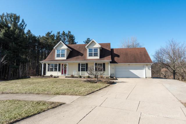 1250 Scott Creek Drive NE, Belmont, MI 49306 (MLS #18011010) :: JH Realty Partners