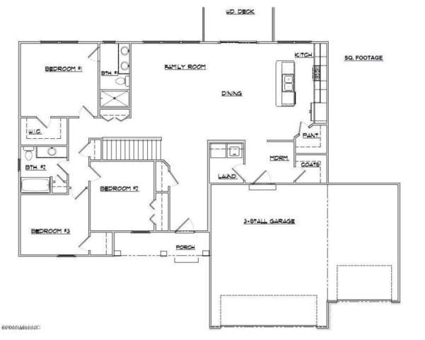 6385 Eaglewood Drive, Hudsonville, MI 49426 (MLS #18011120) :: JH Realty Partners