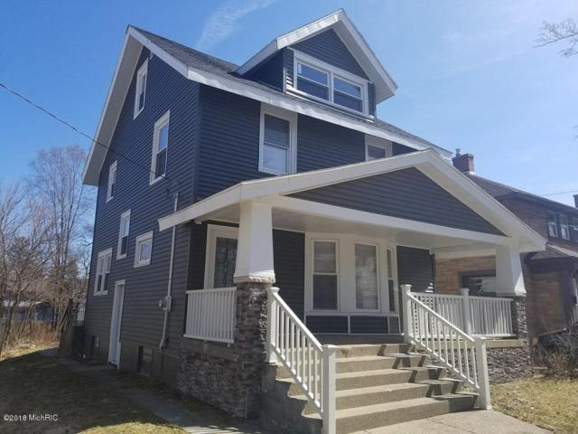 1842 Jefferson Avenue SE, Grand Rapids, MI 49507 (MLS #18011150) :: JH Realty Partners