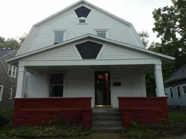 2110 Swensberg NE, Grand Rapids, MI 49505 (MLS #18011187) :: JH Realty Partners