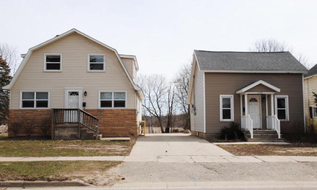 1110/1112 Jordan Lake Ave, Lake Odessa, MI 48849 (MLS #18011499) :: Deb Stevenson Group - Greenridge Realty