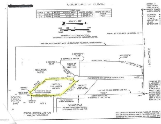 1777 118th Avenue, Allegan, MI 49010 (MLS #18011976) :: Deb Stevenson Group - Greenridge Realty