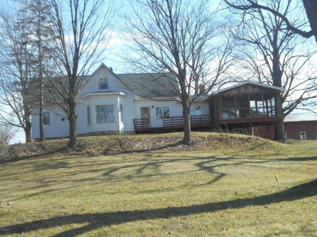 11445 Bell Road, Clarksville, MI 48815 (MLS #18012102) :: Deb Stevenson Group - Greenridge Realty
