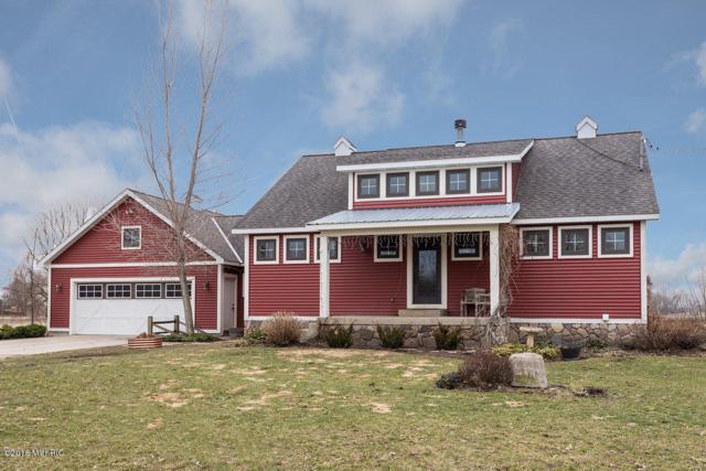 5436 141st Avenue, Holland, MI 49423 (MLS #18012410) :: Deb Stevenson Group - Greenridge Realty