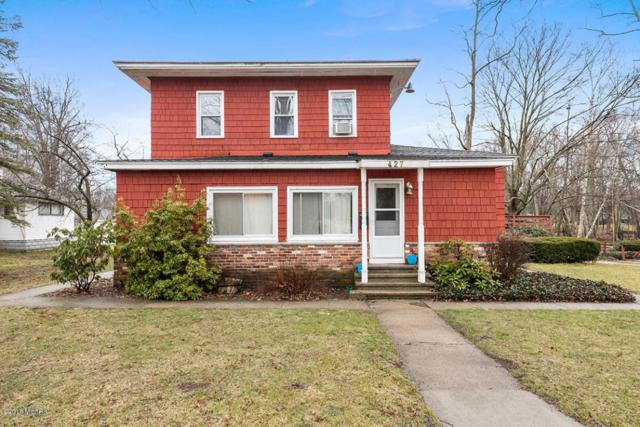 427 Hicks Avenue, Plainwell, MI 49080 (MLS #18012930) :: 42 North Realty Group