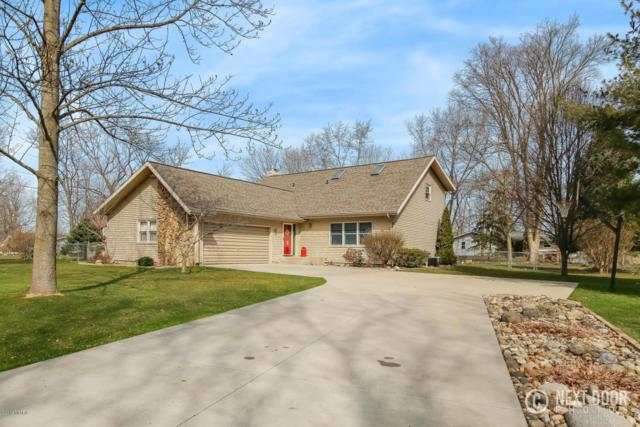 3889 Lake Chapin Road, Berrien Springs, MI 49103 (MLS #18012996) :: JH Realty Partners