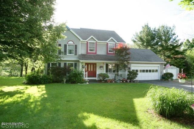 9050 Cotters Ridge Drive, Richland, MI 49083 (MLS #18013065) :: Matt Mulder Home Selling Team