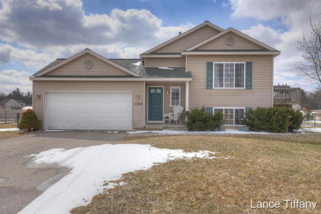 11318 Meadow Wood Circle, Greenville, MI 48838 (MLS #18013224) :: JH Realty Partners