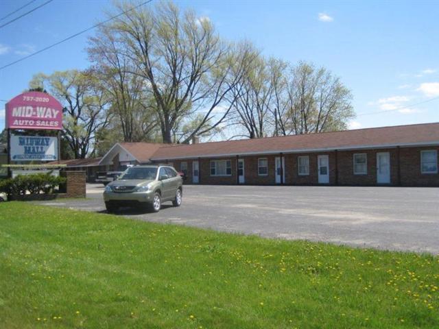 645 W Us 10, Scottville, MI 49454 (MLS #18013477) :: Deb Stevenson Group - Greenridge Realty