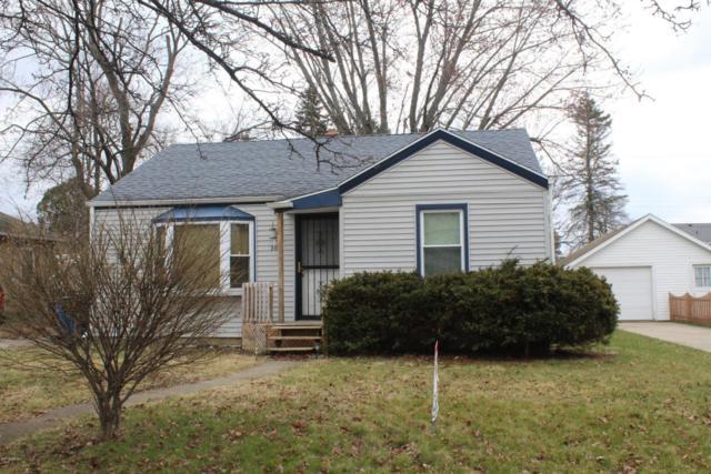 317 Sylvan Avenue, Buchanan, MI 49107 (MLS #18013518) :: JH Realty Partners