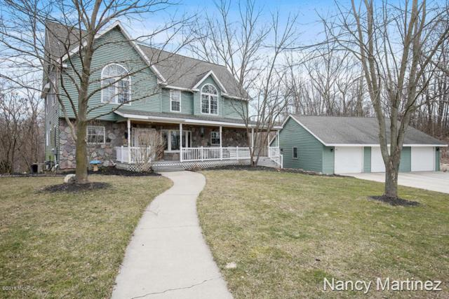 5232 Pointview Court NE, Lowell, MI 49331 (MLS #18013731) :: JH Realty Partners