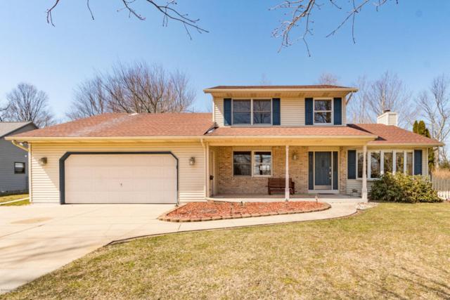 1791 Sandy Cove Drive, Kalamazoo, MI 49048 (MLS #18013827) :: Carlson Realtors & Development